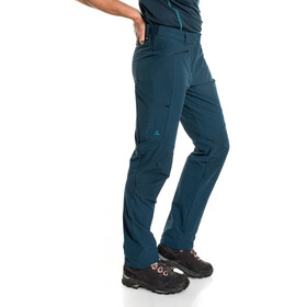 Schöffel Cismon Pants Women, blauw